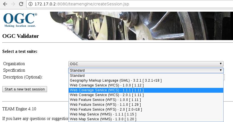 QGIS Server: OGC CITE Compliance Testing – Oslandia