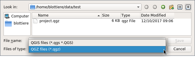 Auxiliary Storage support in QGIS 3 – Oslandia