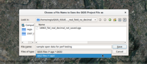 """QGZ"""" – A new default project file format for QGIS – Oslandia"""