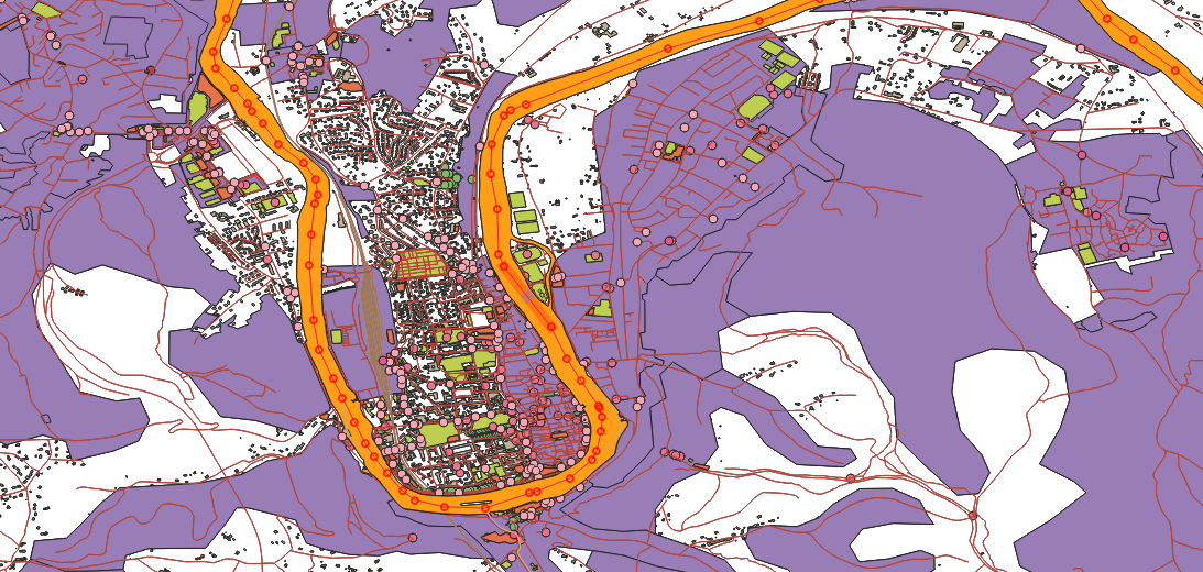 (En) QGIS Snapping improvements