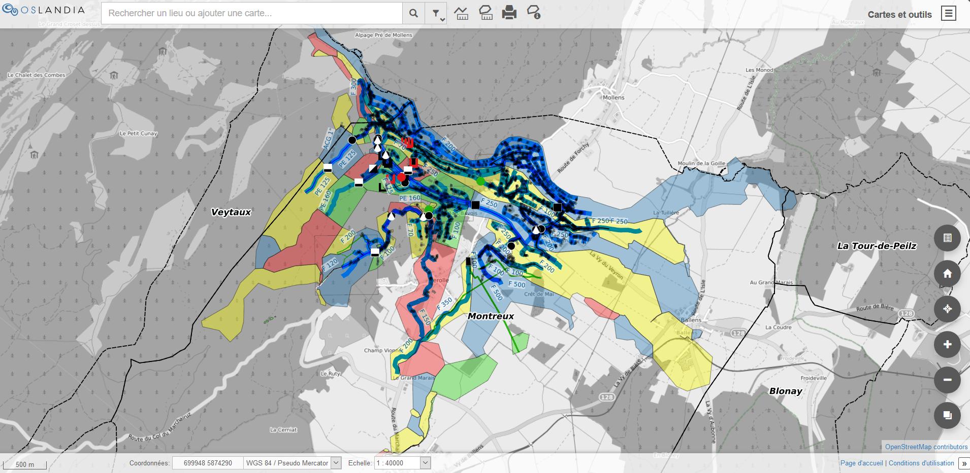 Simplifions la publication de projets QGIS sur le web (2)